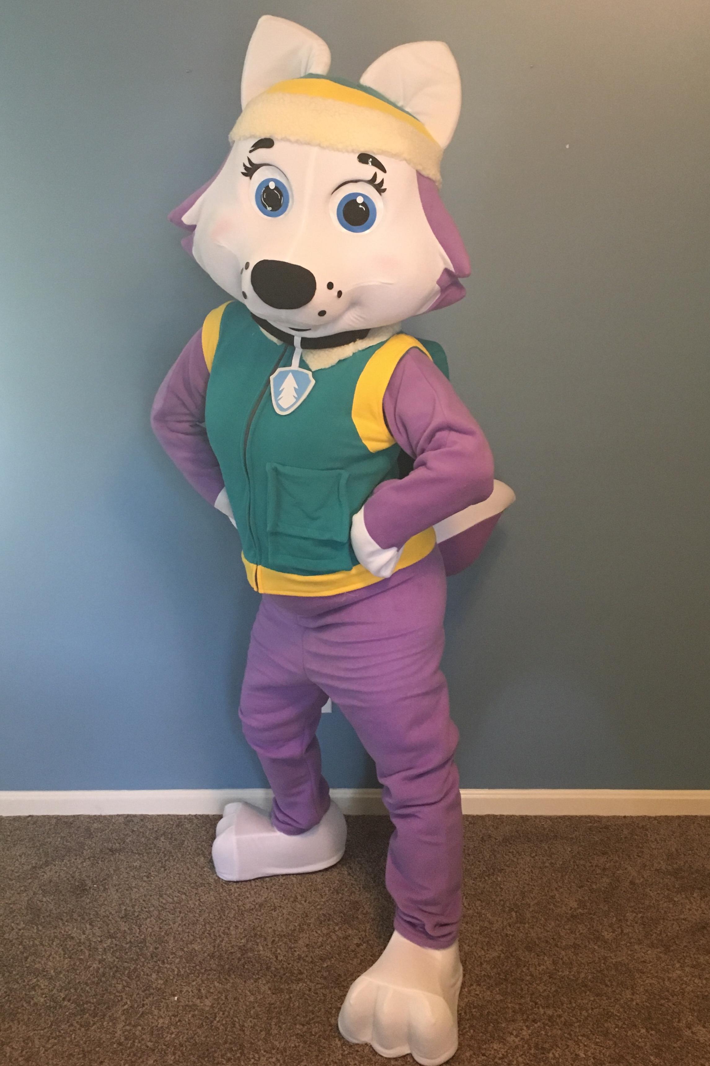 Mascot #50