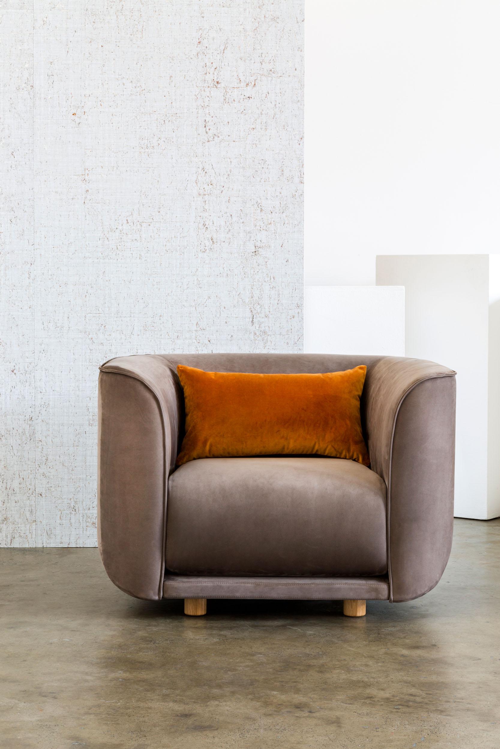 ICF Fat Tulip Chair in Atelier