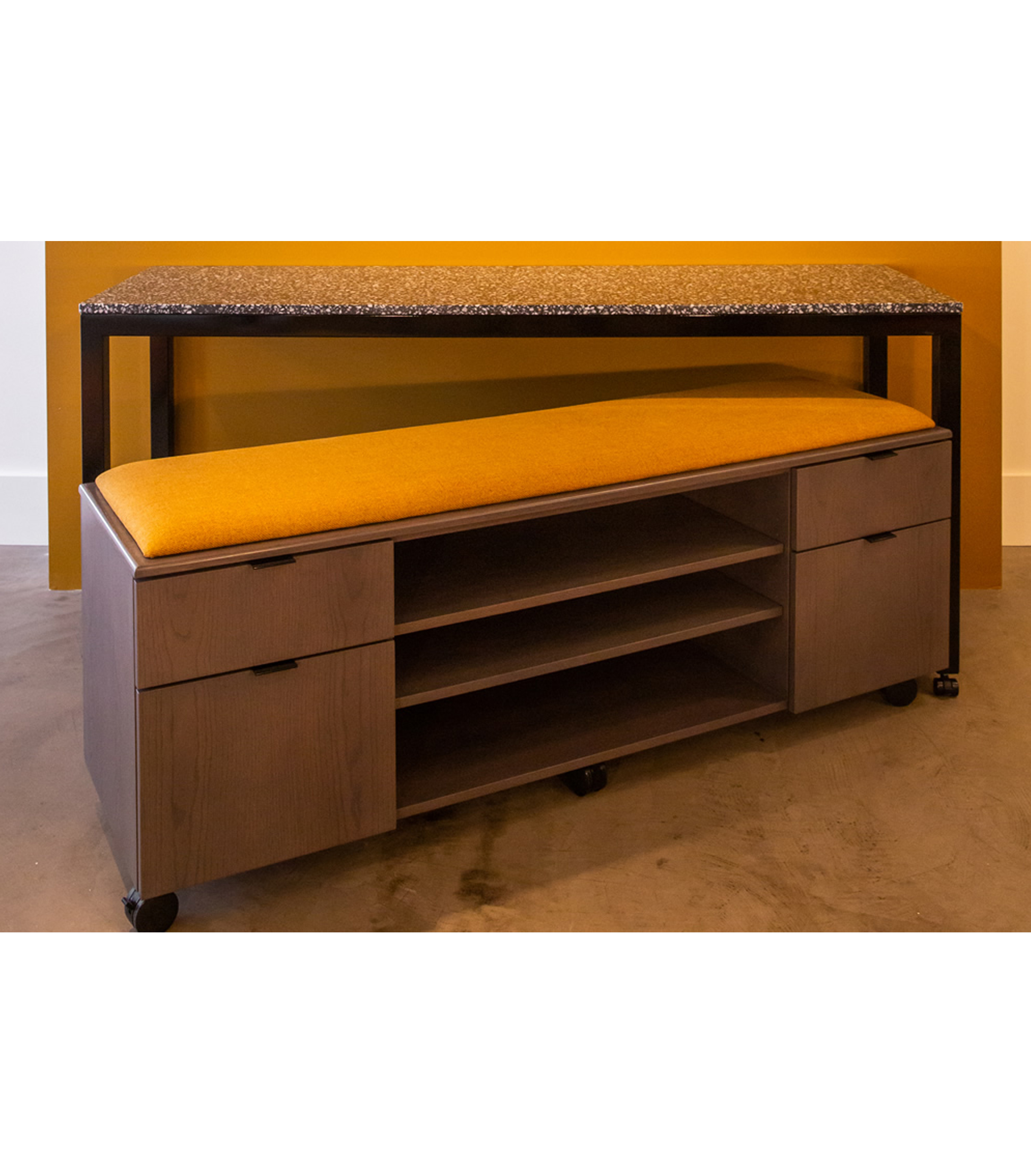 New - Mobile Cabinet