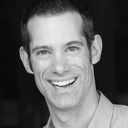 <h3>ANDY ENINGER</h3><h5>Playwright, Actor, Consumer Insights Program Designer</h5><i>The Second City Works</i>