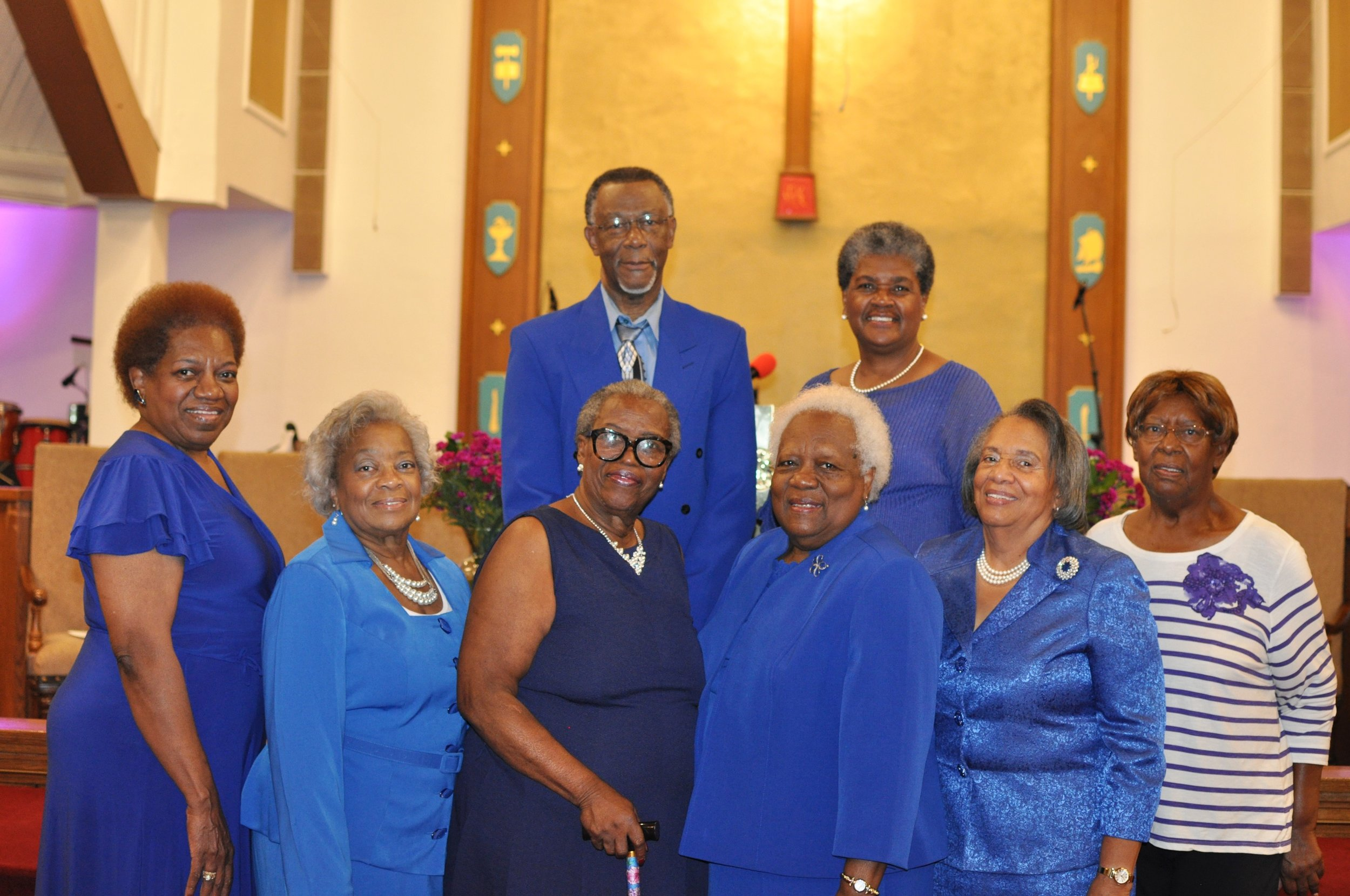 The Lay Organization of the AME Church is commissioned to  teach, train and empower  its members for lay ministry, and global leadership and service following the tenets of Jesus Christ.
