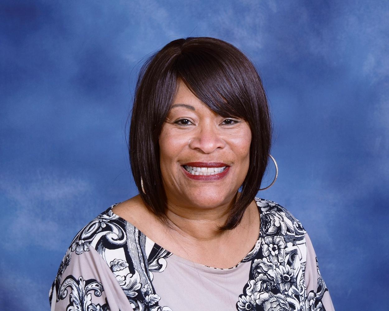 Carol Carroll, Stewardship Secretary