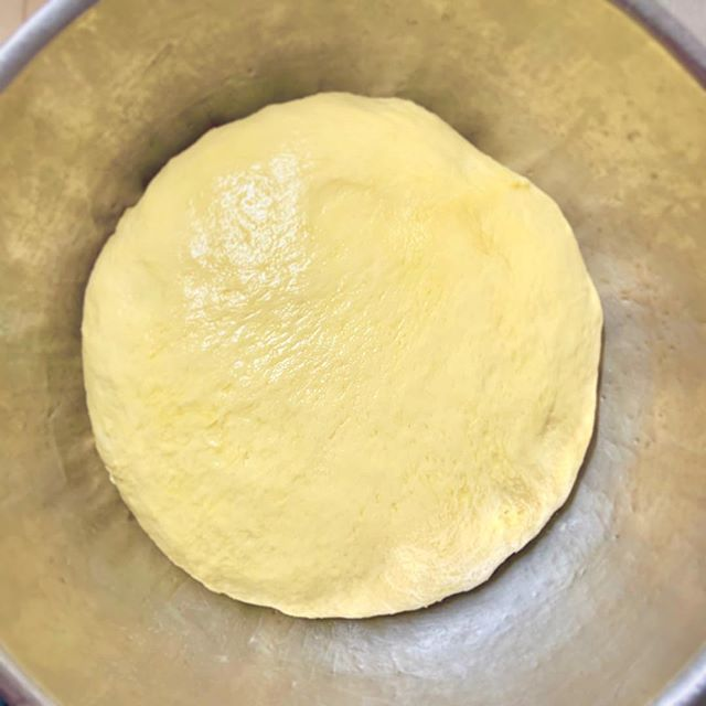 Our Kolache Dough...Made From Scratch . We'll be back at the @ashevillecitymarket downtown with Bacon Egg & Cheese Kolaches, Everything Avocado Toast, Açaí Bowls and more. Also, new schedule info and exciting news coming soon!