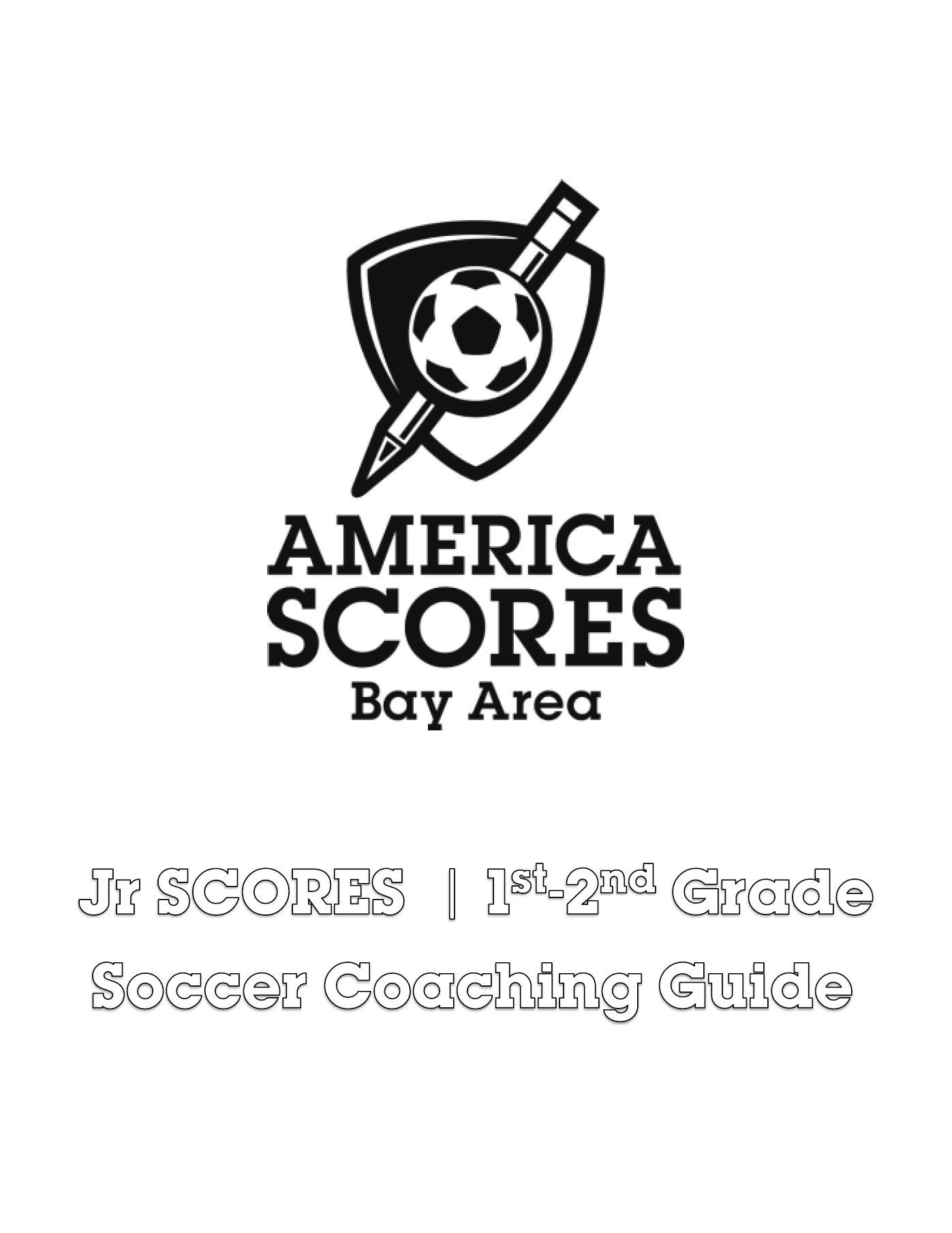 Check out the Jr SCORES Soccer Coach Guide