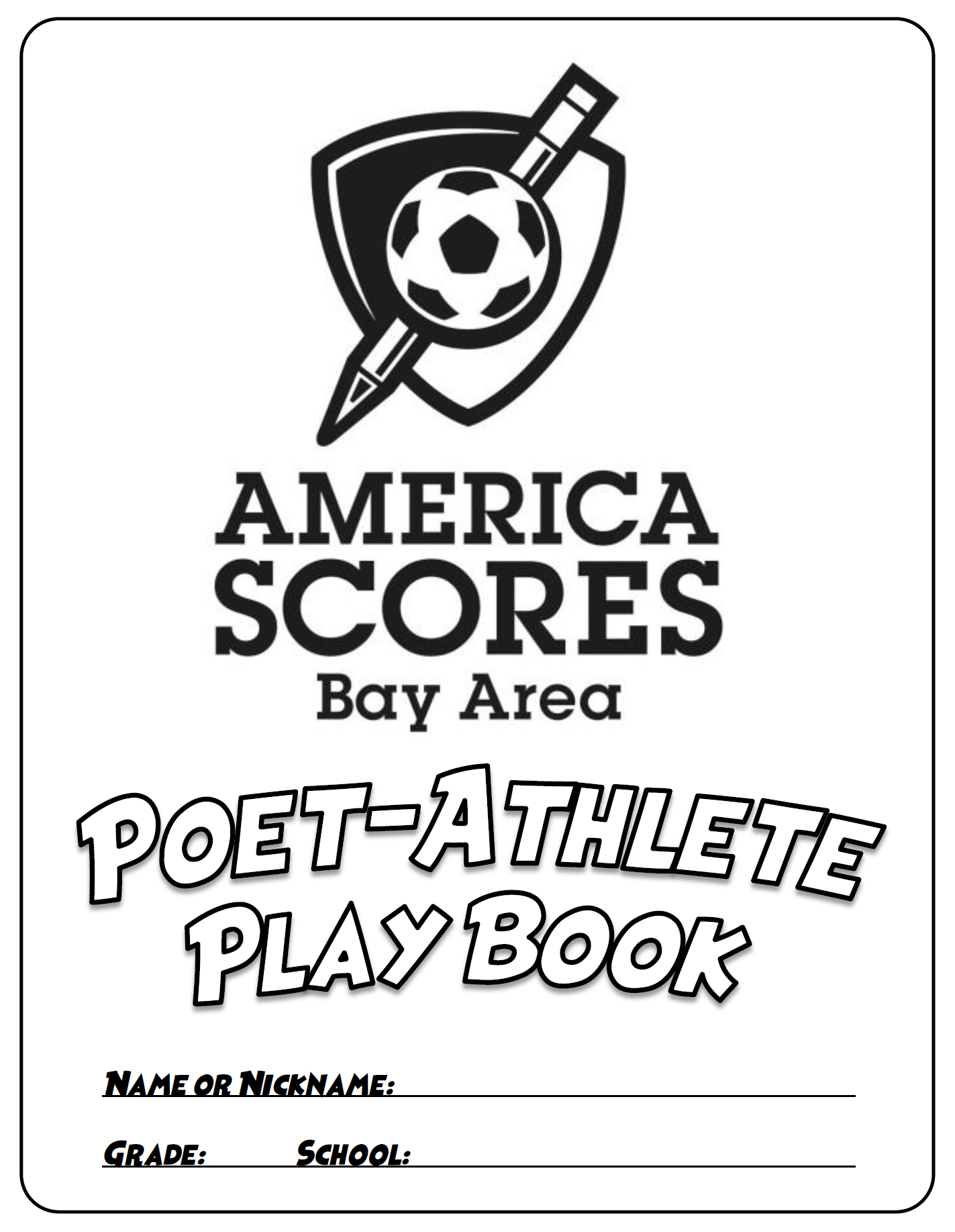 Click here to download or view the SCORES Poet-Athlete Playbook