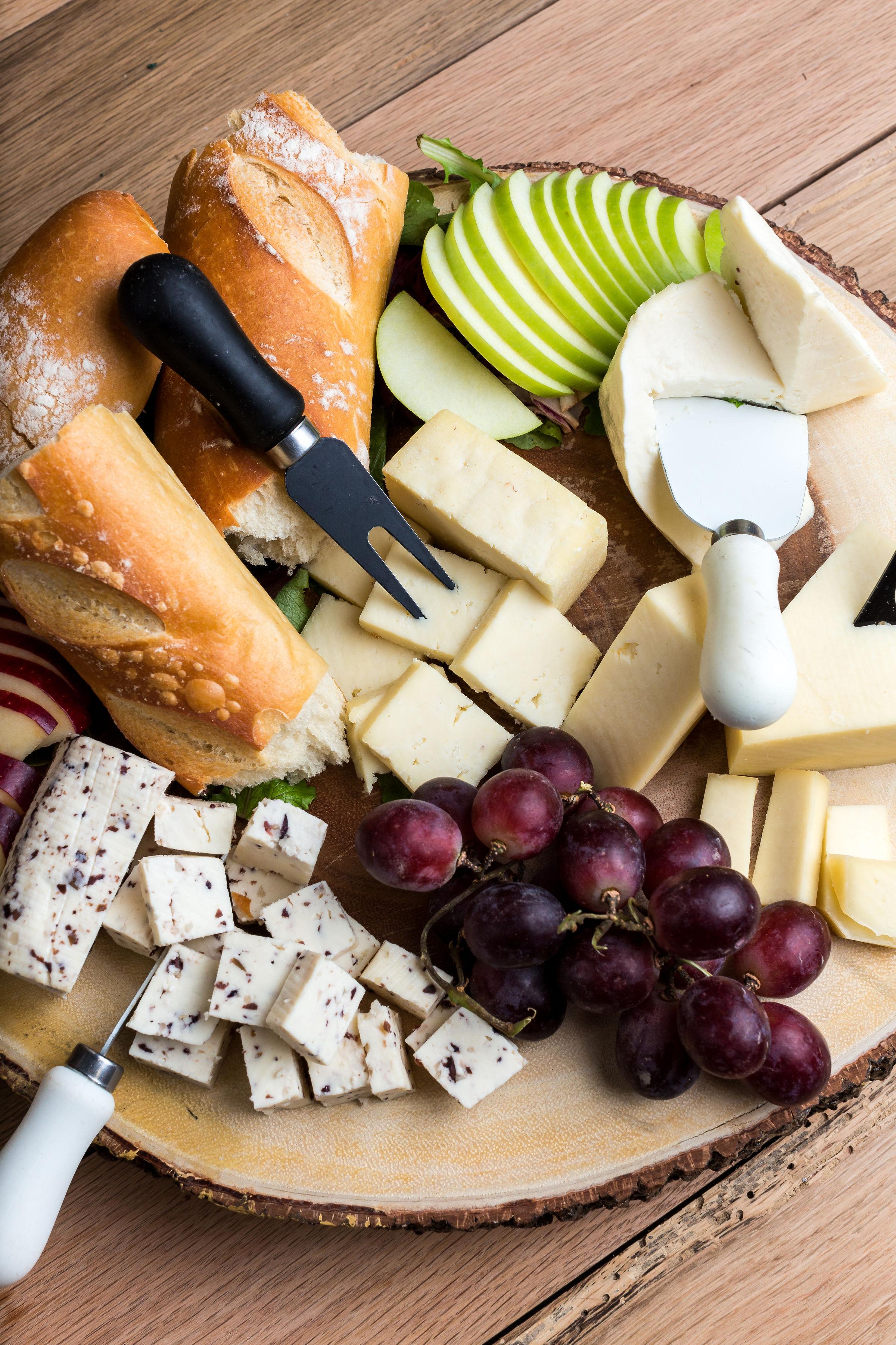 Custom Cheese Platters