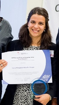 Joana Gaspar_prémio