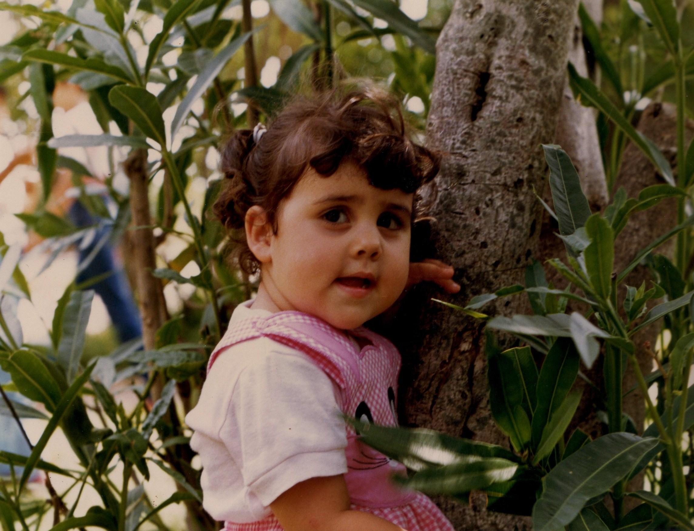 Liliana Costa_criança