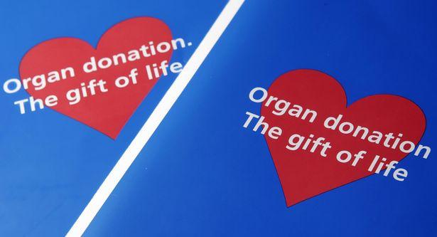 Dádiva de órgãos