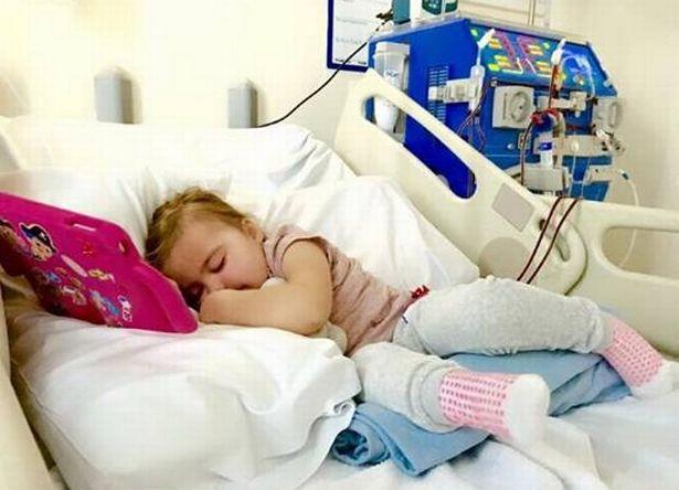 Esme Chester no hospital