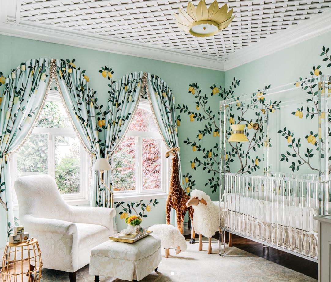 image via Dina Bandman Interiors