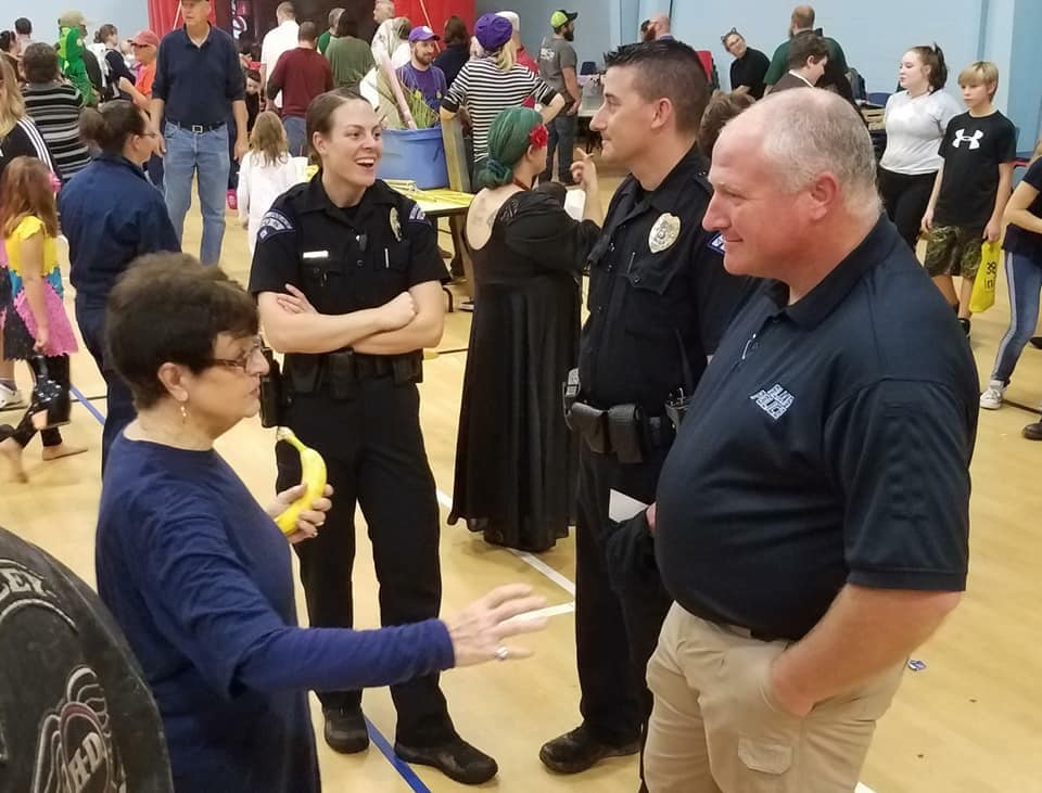 Alma Police and Alma Police Focus Group
