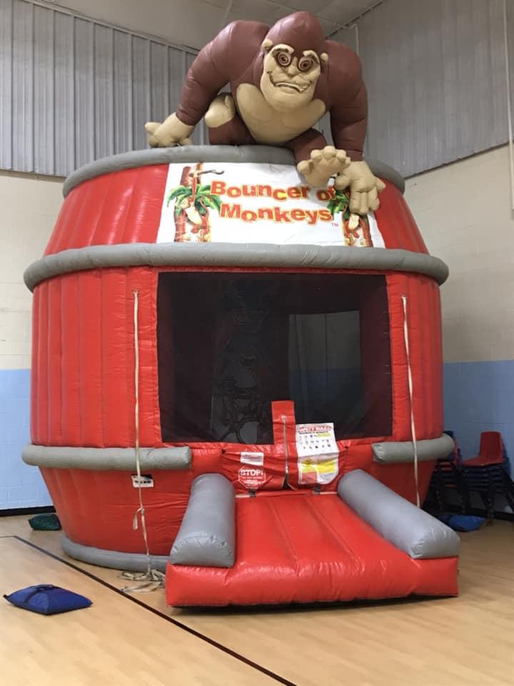 Bouncer of Monkeys from Arkansas Bounce