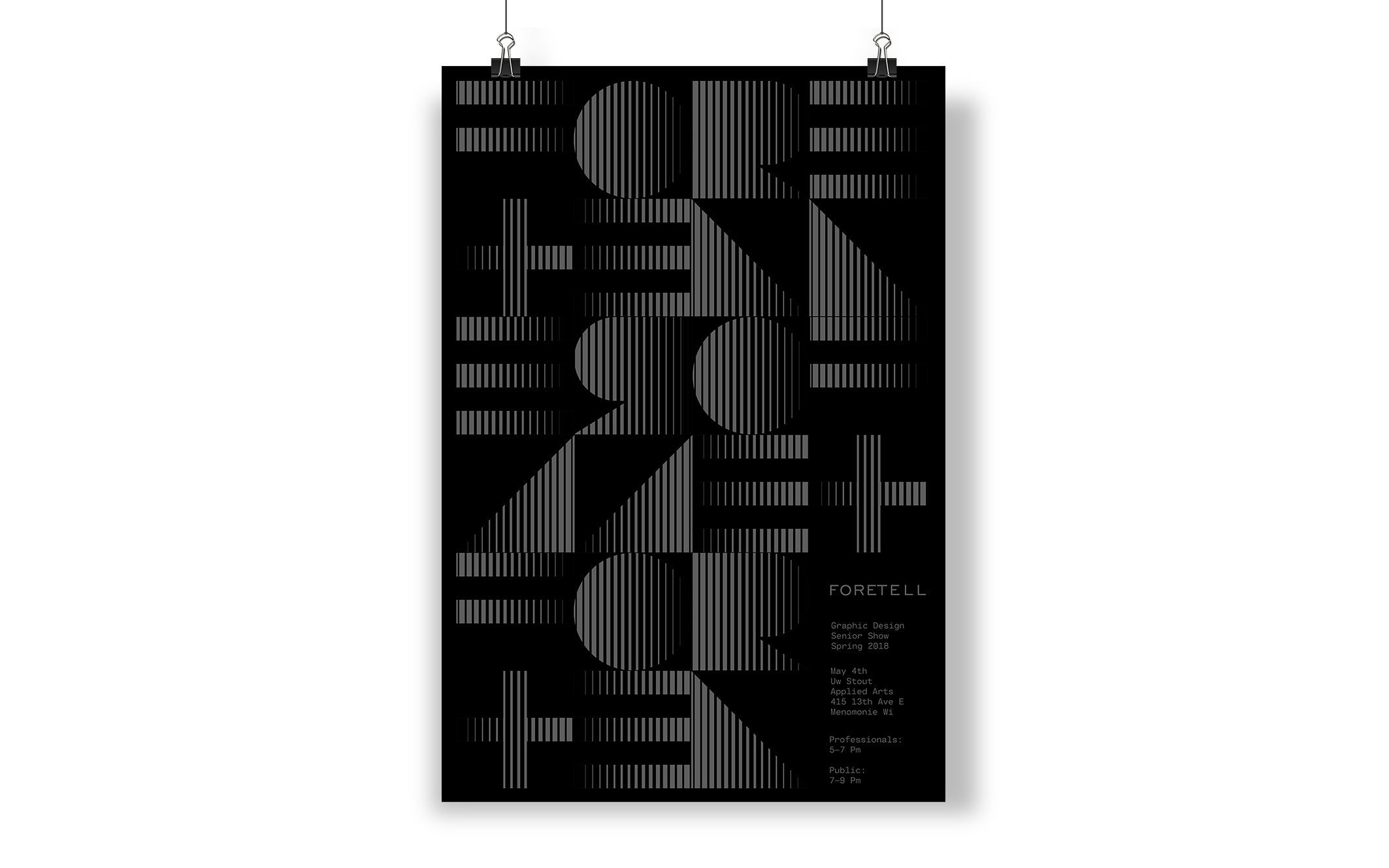 Poster Design by Daniel Wagner