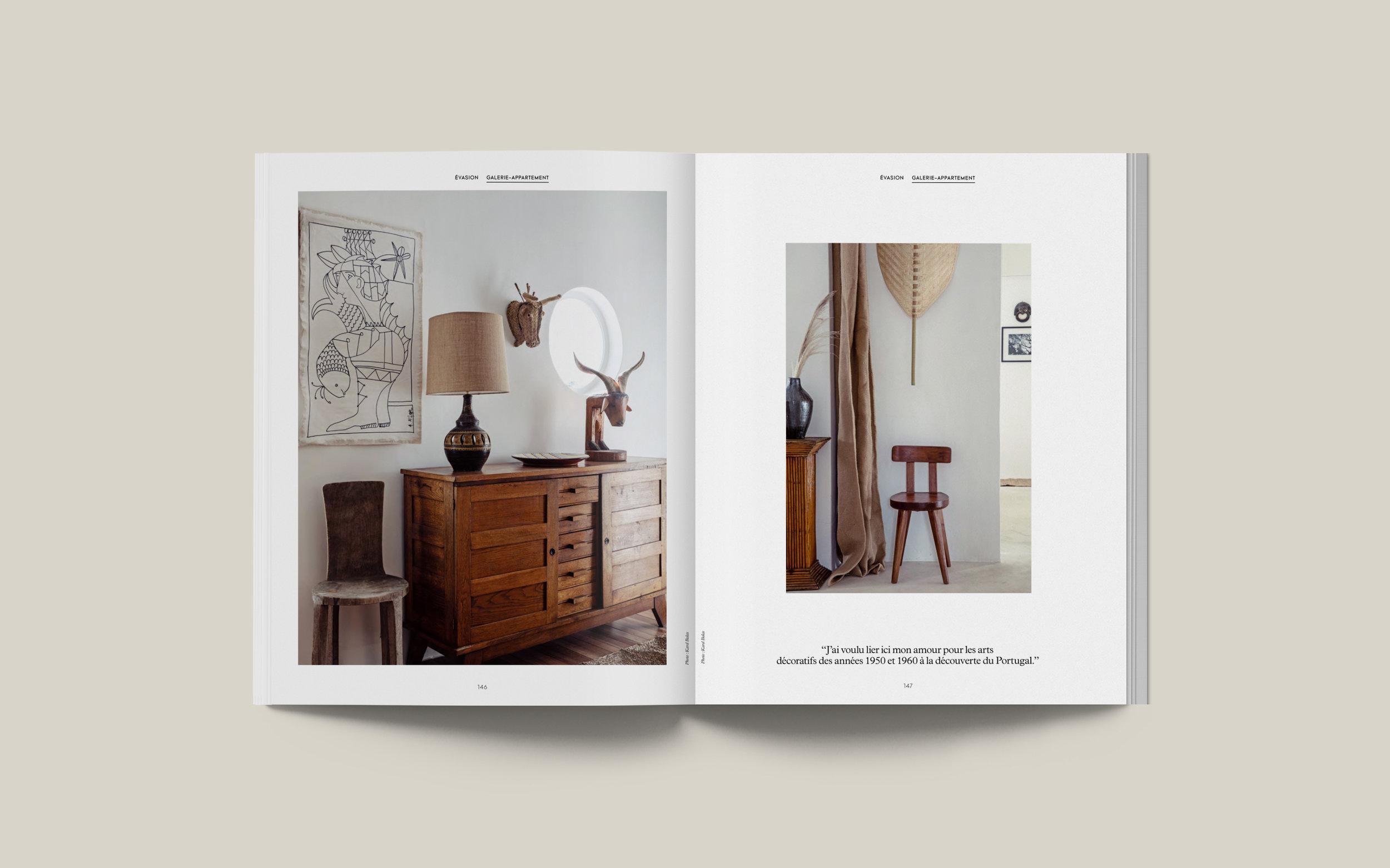 MilK Decoration est le magazine prescripteur en matière de décoration et de lifestyle, il décode les tendances de demain. Observateur de son époque, le titre aborde les thèmes du design, de la décoration, de la gastromomie, du voyage, du savoir faire…