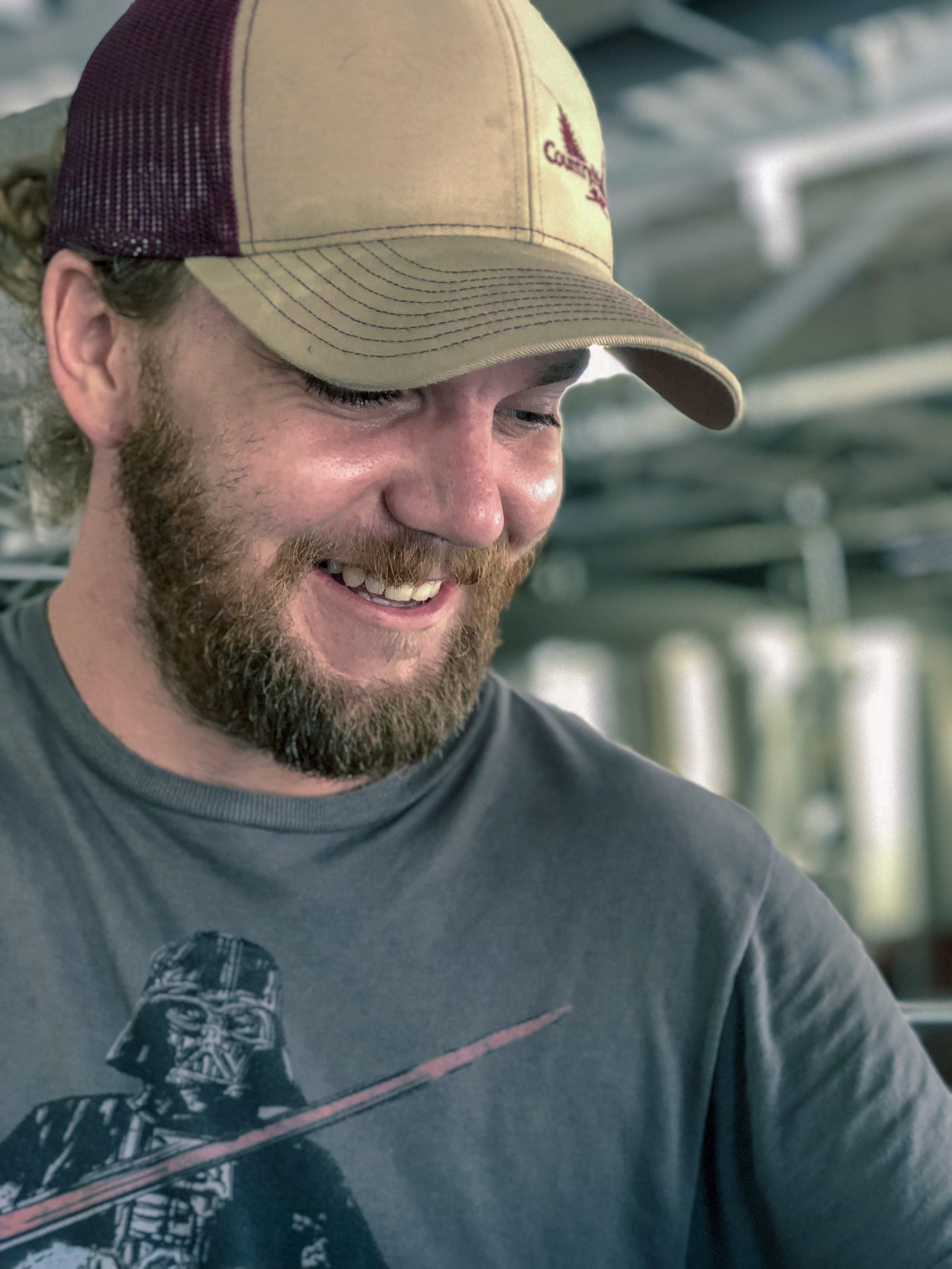 Brewer/Cellar/Packaging  Sean Dunnigan