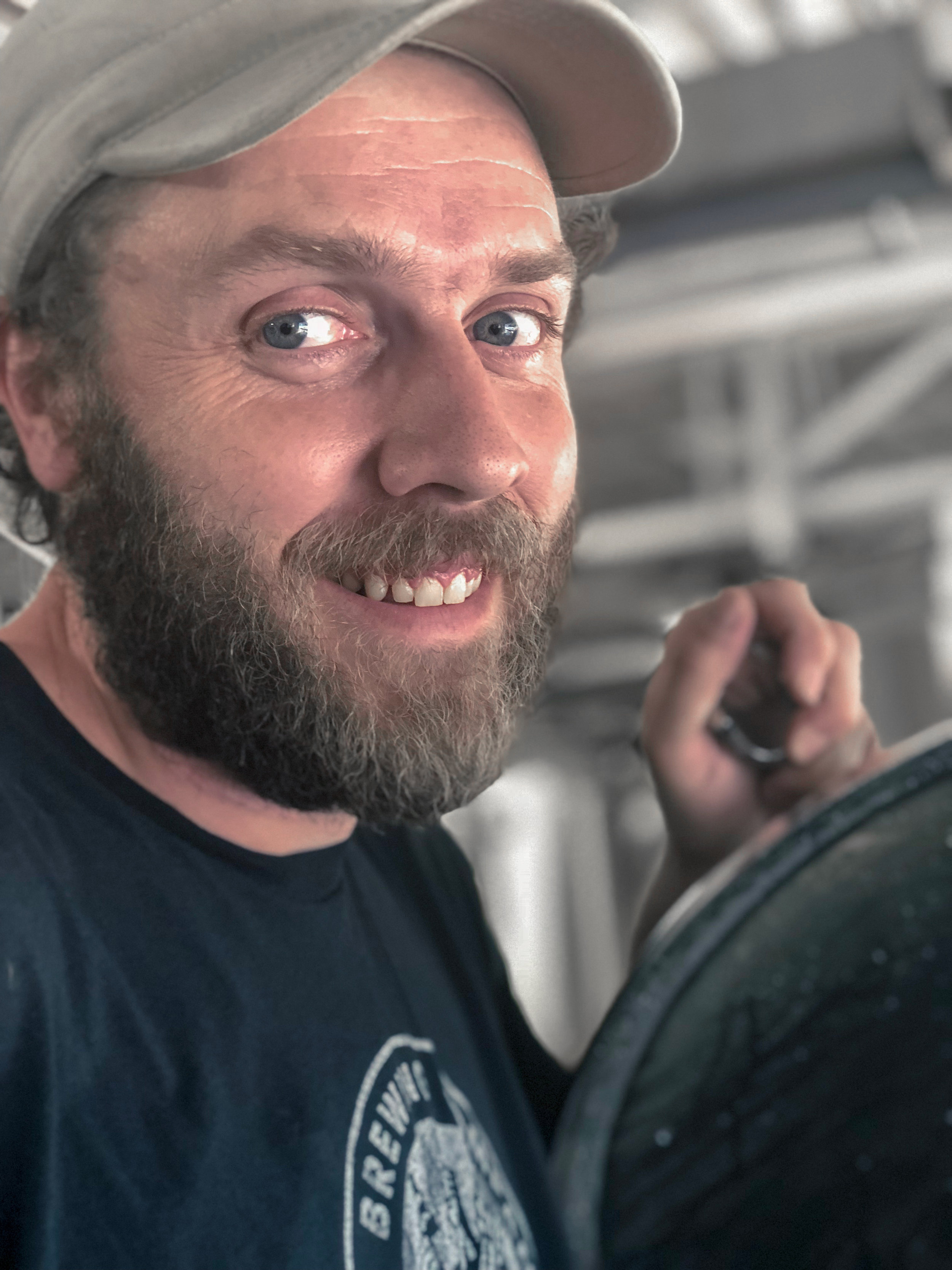 Head Brewer  Paul Cote
