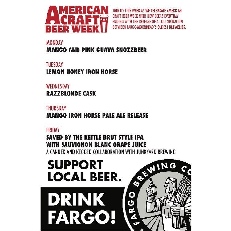 American Craft Beer Week Fargo Brewing Company