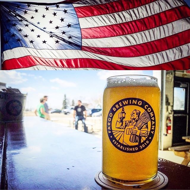 We at Fargo Brewing would like to show our gratitude this Memorial Day and thank all those who have served in the armed forces by offering a free pint to veterans today at both the Brewery Taproom and the @thefbcalehouse in honor of your service.  Stop by either location today! We are both open our normal hours!  Taproom Memorial Day Hours:  4pm - 10pm  FBC Ale House Memorial Day Hours: 11am - 10pm
