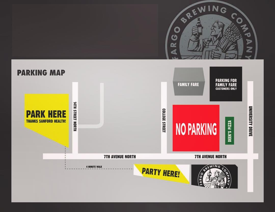 PARKING: We have very limited parking on site. Please park in the Sanford South lot (located West of FBC) or any surrounding streets.  DO NOT park in ANY Family Fare parking lots or you will get towed. We need to respect our neighboring business so we can continue these events. Please walk, bike, cab, rollerblade, skateboard, carpool, piggyback, hoverboard, scooter or jet-pack, if possible! Can't wait to see you all there!