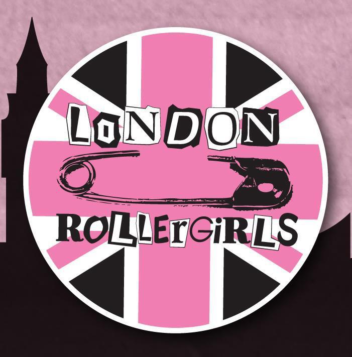 London Rollergirls Logo