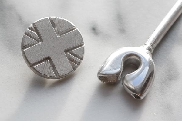 Silver custom casting