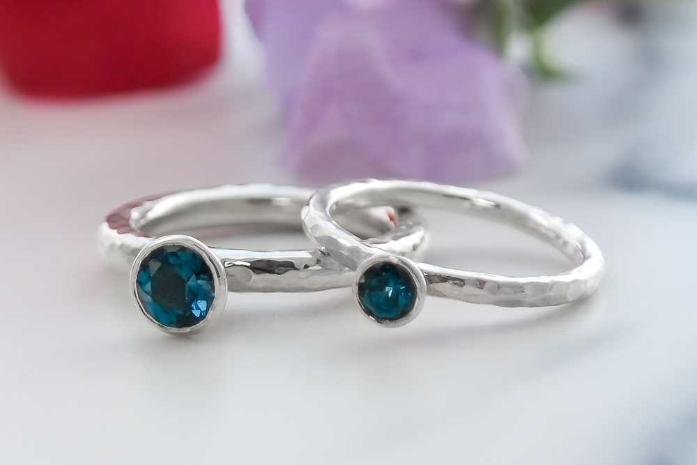 Hammered-sterling-eco-silver-ethical-gemstone-rings-1.jpg