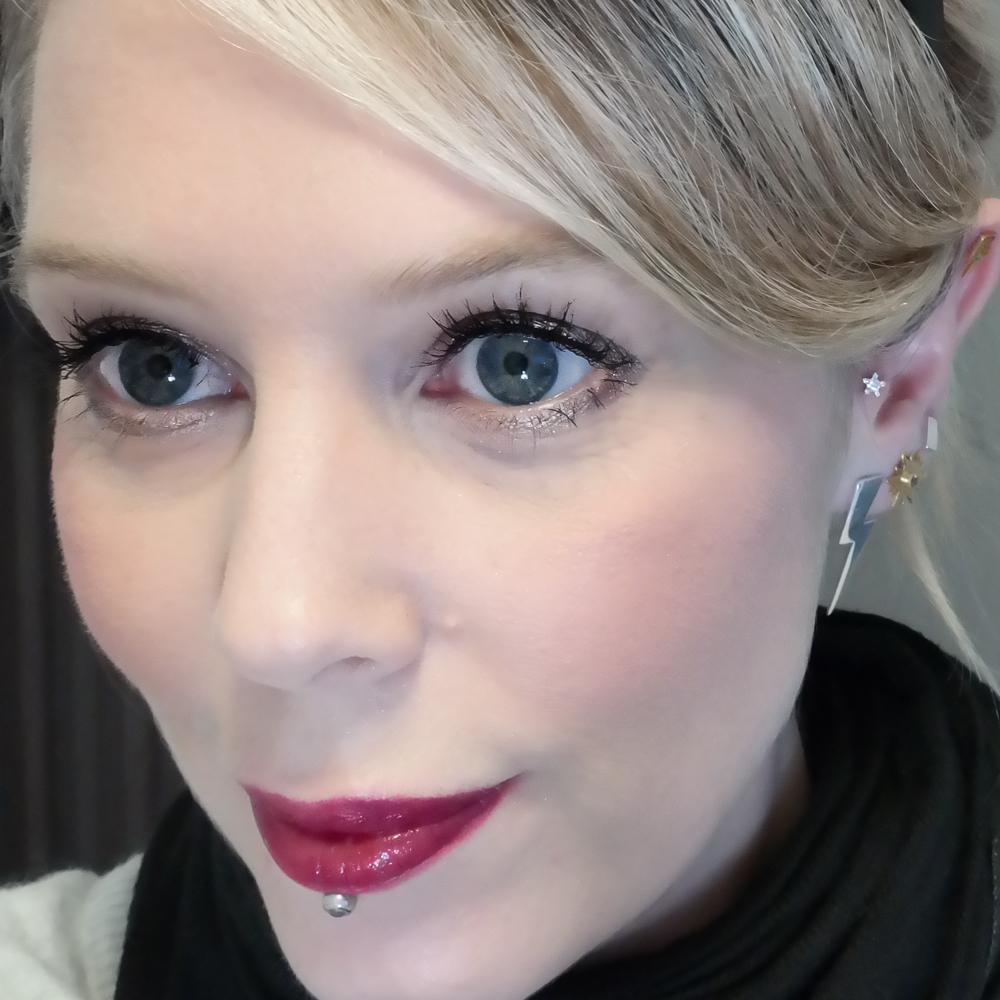 Maria Tash Liberty tragus piercing diamond star
