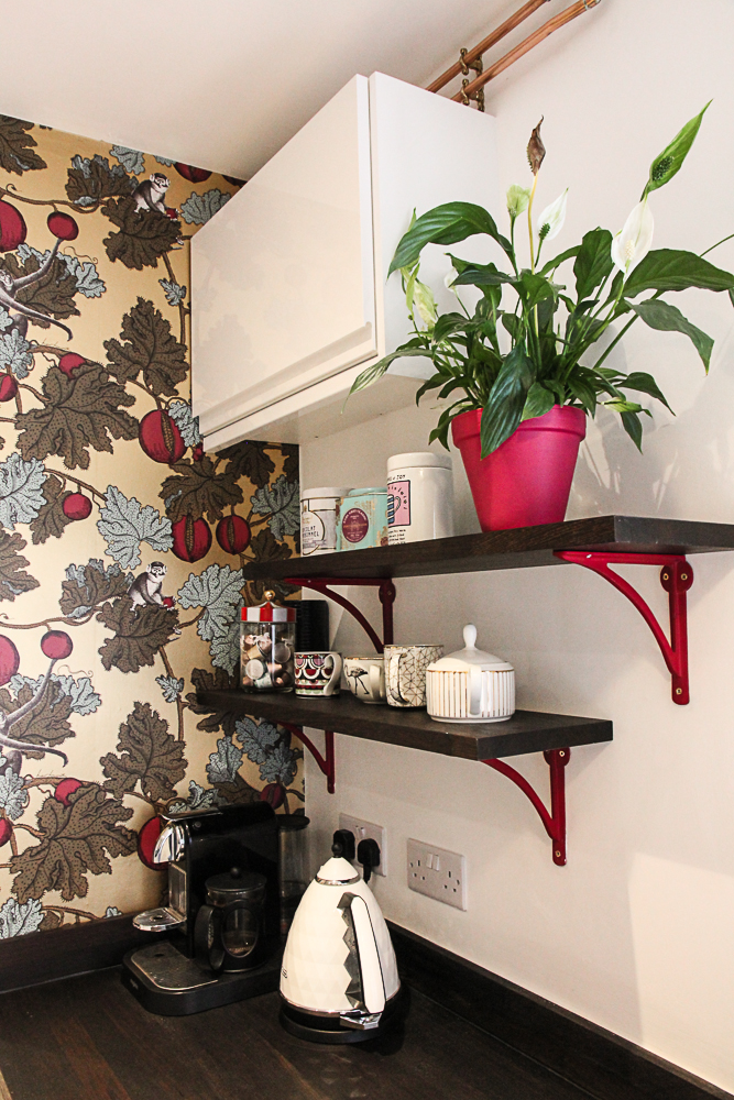 Kitchen-shelves-wenge-wood-worktop-offcuts
