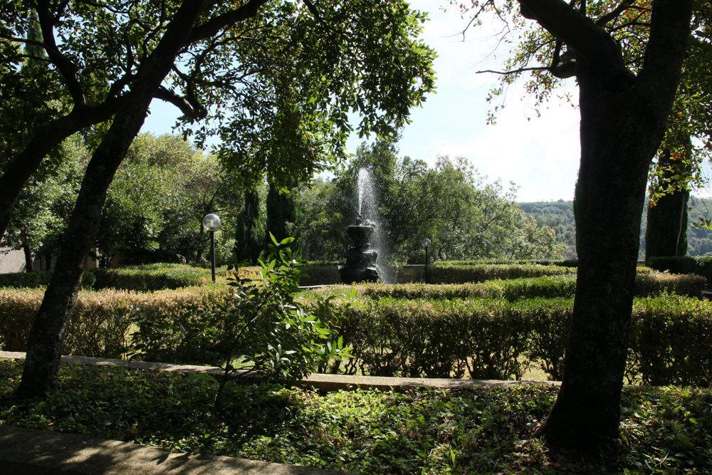 Villa Palazzola Rome gardens