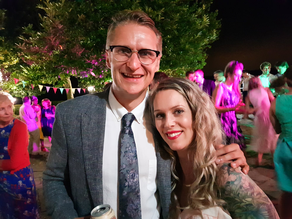Villa Palazzola Rome wedding Lauren and Luke