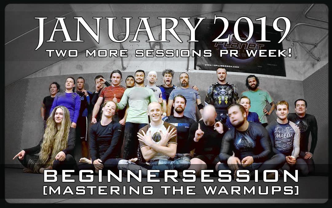 Mastering The Warmups - Beginnersession 10pBergen