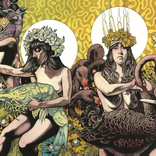 Baroness Yellow & Green music