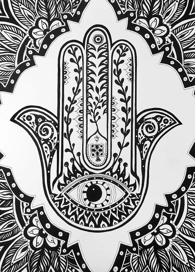 Hamsa For Intuition