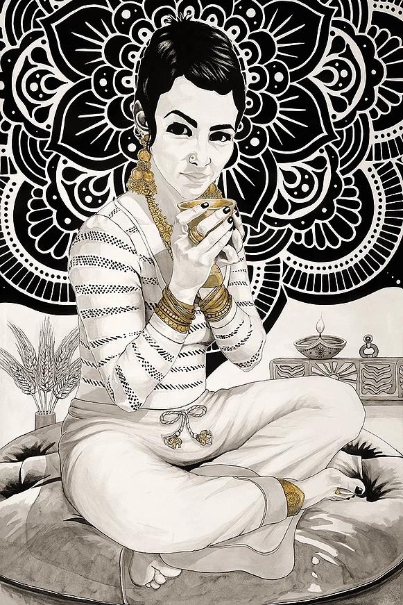 Lakshmi:  Goddess of Abundance (Both Material and Spiritual)