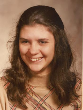Denise Beaudin in 1976.