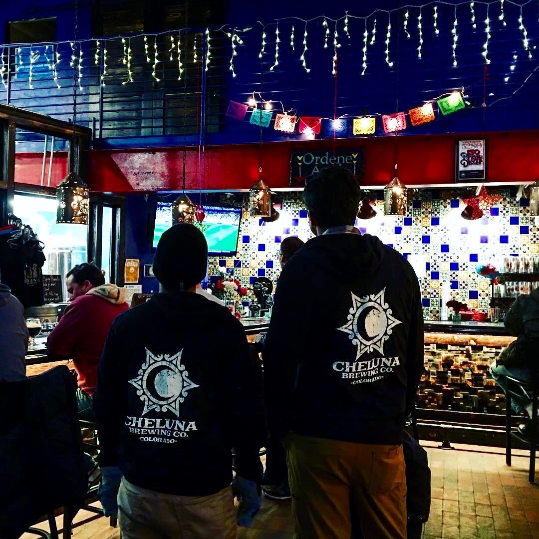 Cheluna Zip hoodies