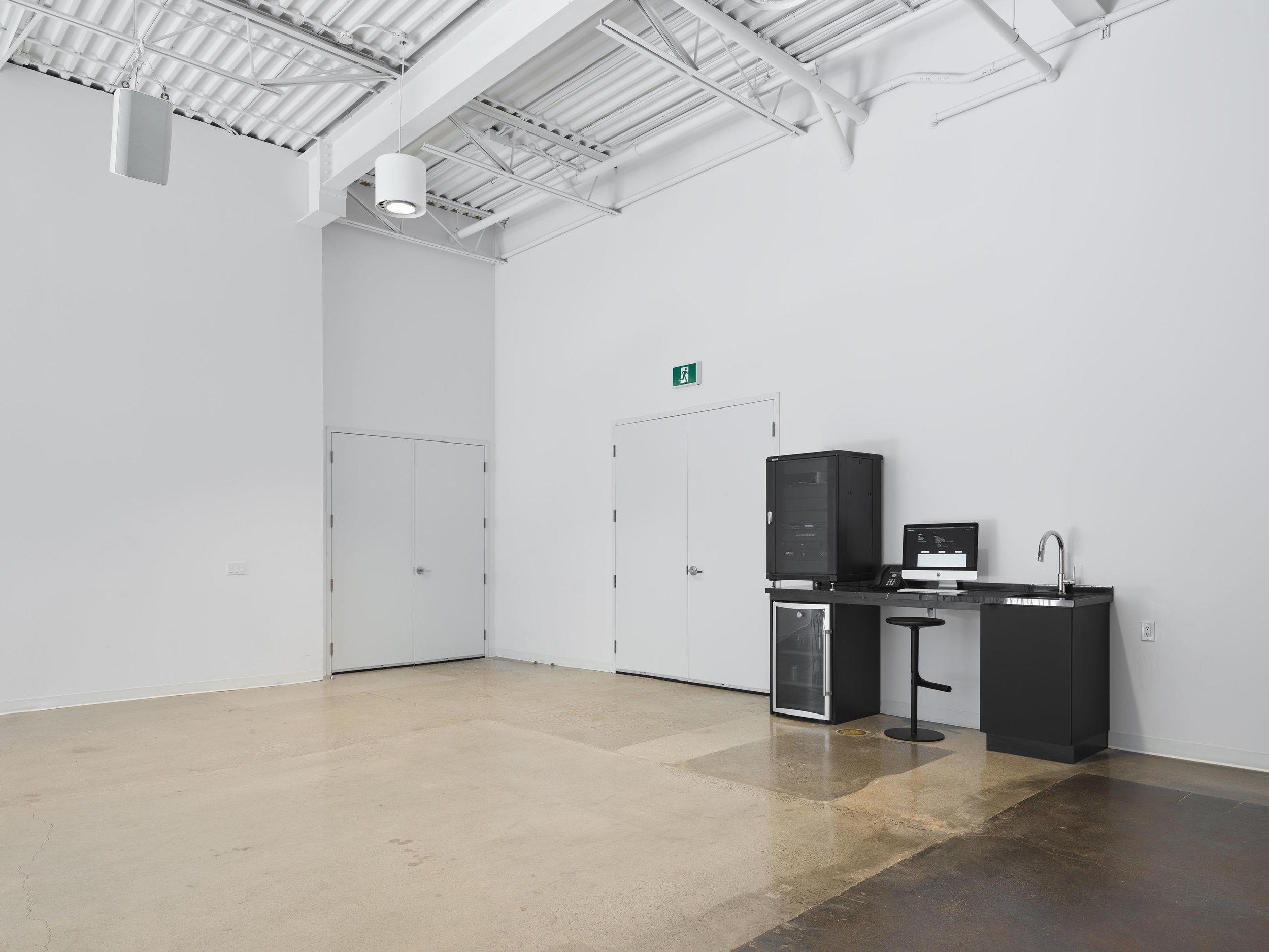 Studio 1 Doors