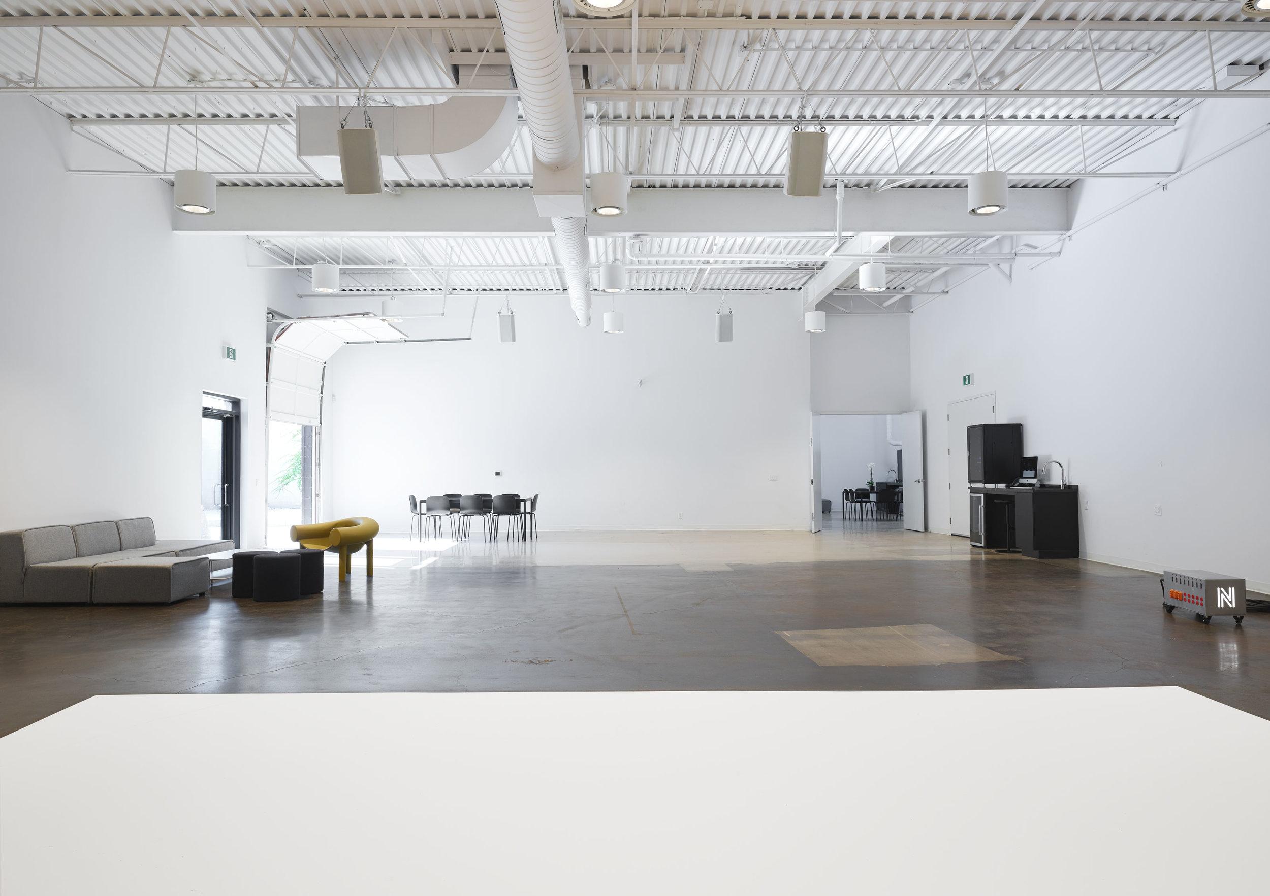 Studio 1 and 2