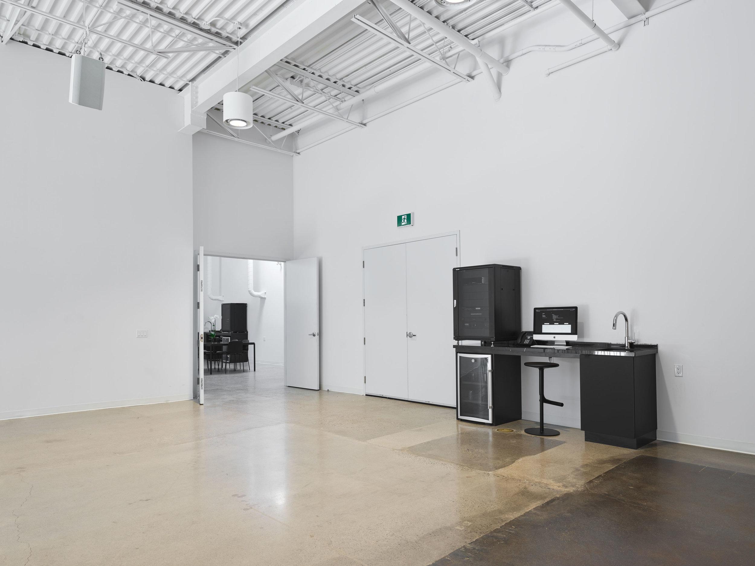 Studio 1 and 2 Doors