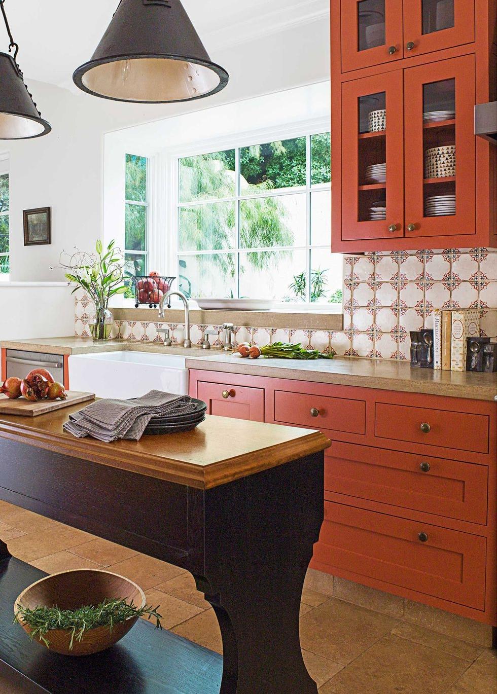 autumn maple kitchen