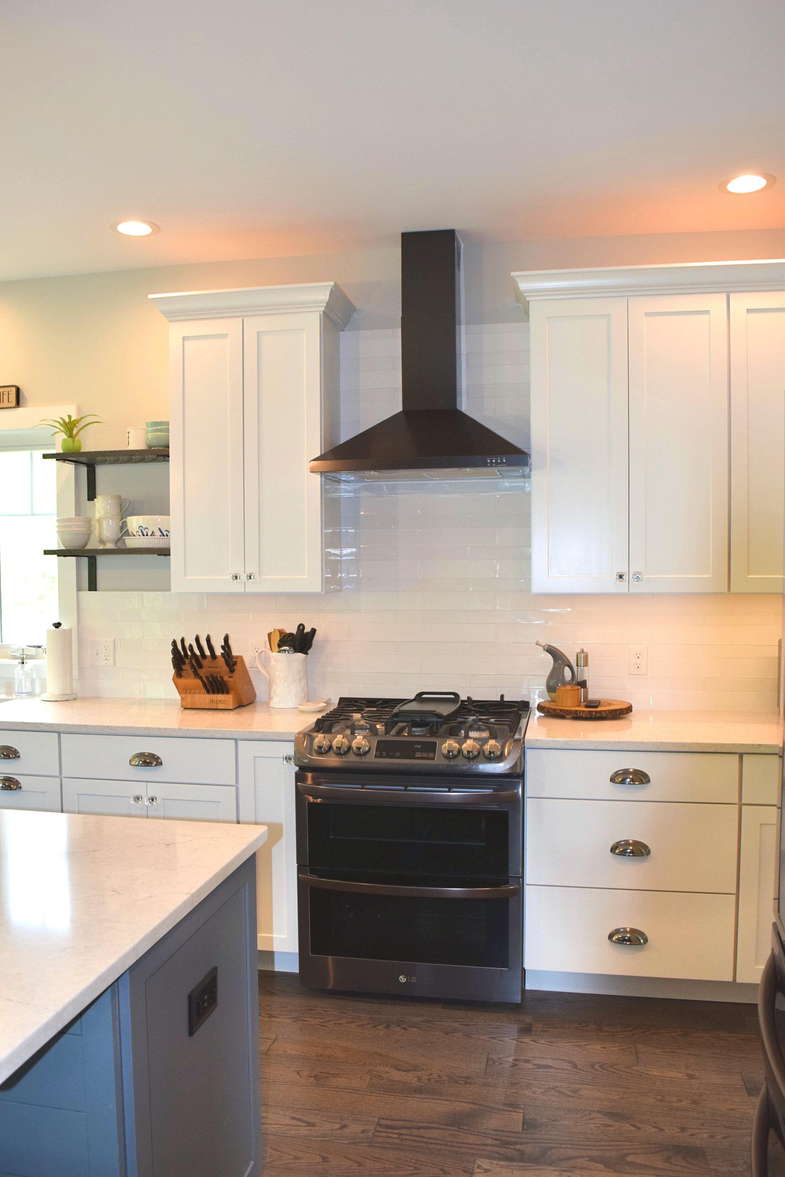 Stock Semi Custom And Custom Cabinetry Which Works For My Project Apuzzo Kitchens Custom Kitchen Cabinets Design