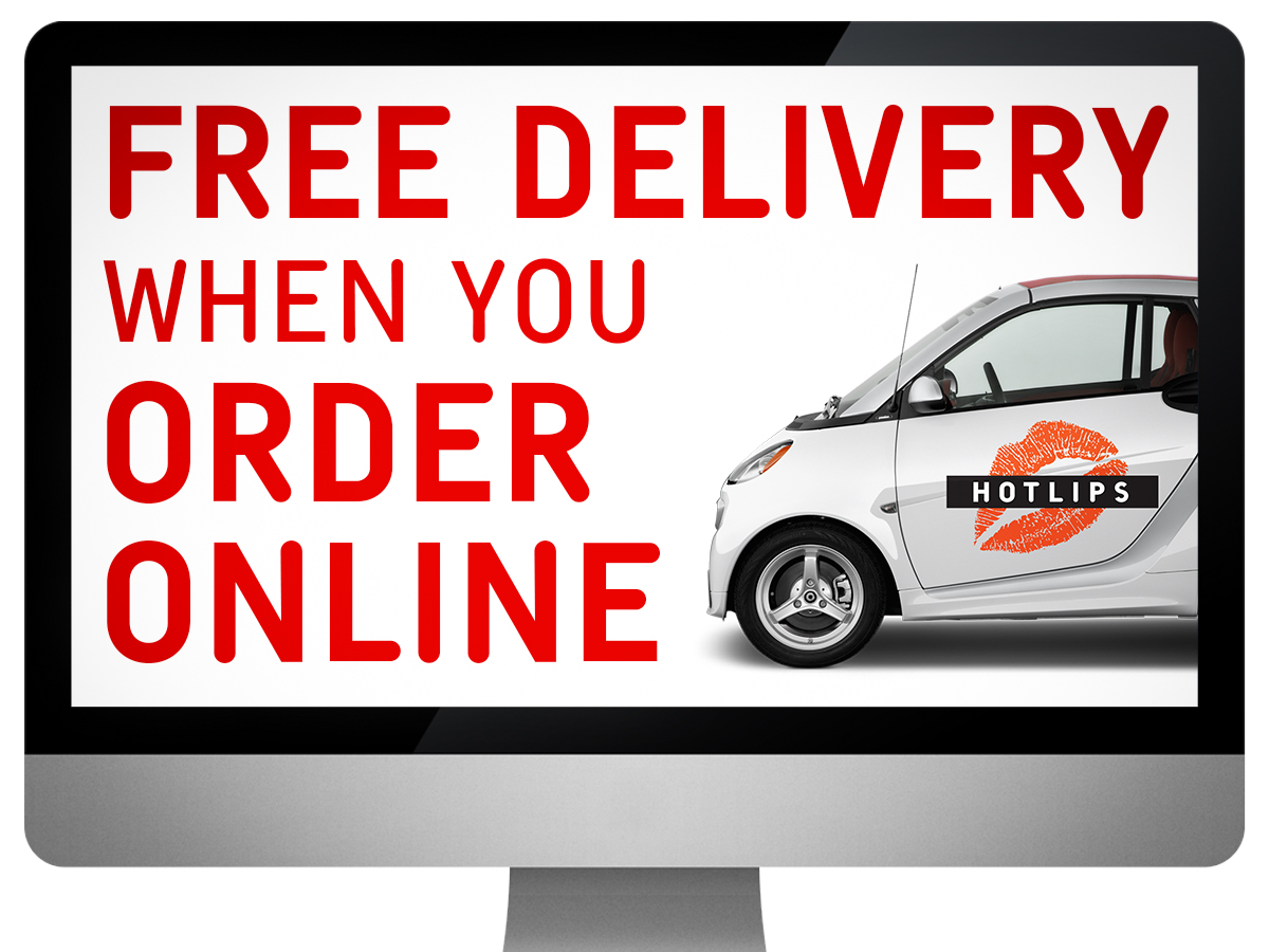 Free pizza delivery in Portland Oregon