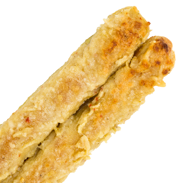 Garlic Parmesan Breadstick - Includes ranch or marinara dipping sauce$3