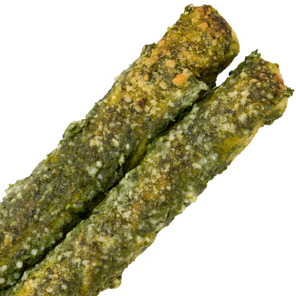 Basil Pesto Breadstick - Includes ranch or marinara dipping sauce$3