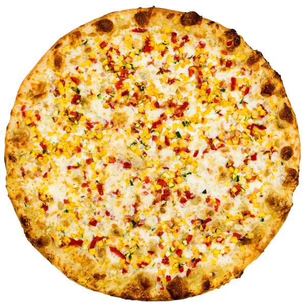 Tuesday Vegetarian Slice:  Summer Mixtape