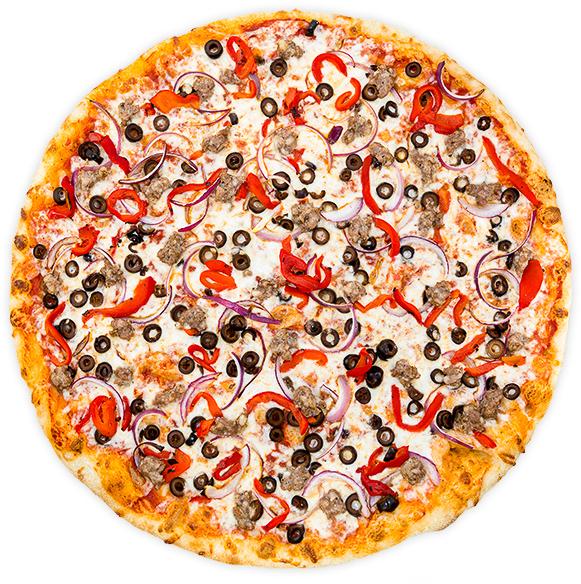 Sunday Meat Slice:  Italian Combo