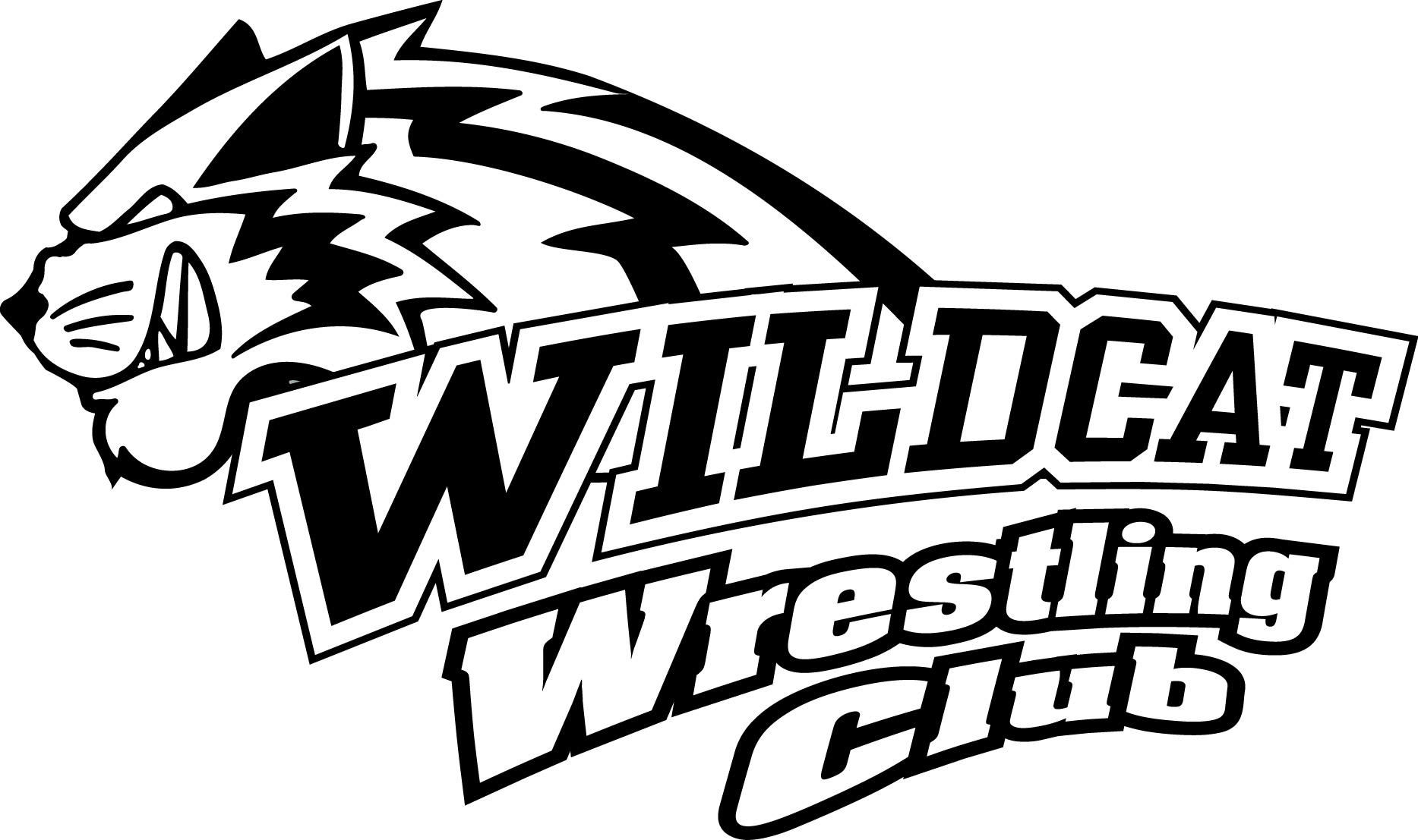 Wildcat Logo Black N White.jpg