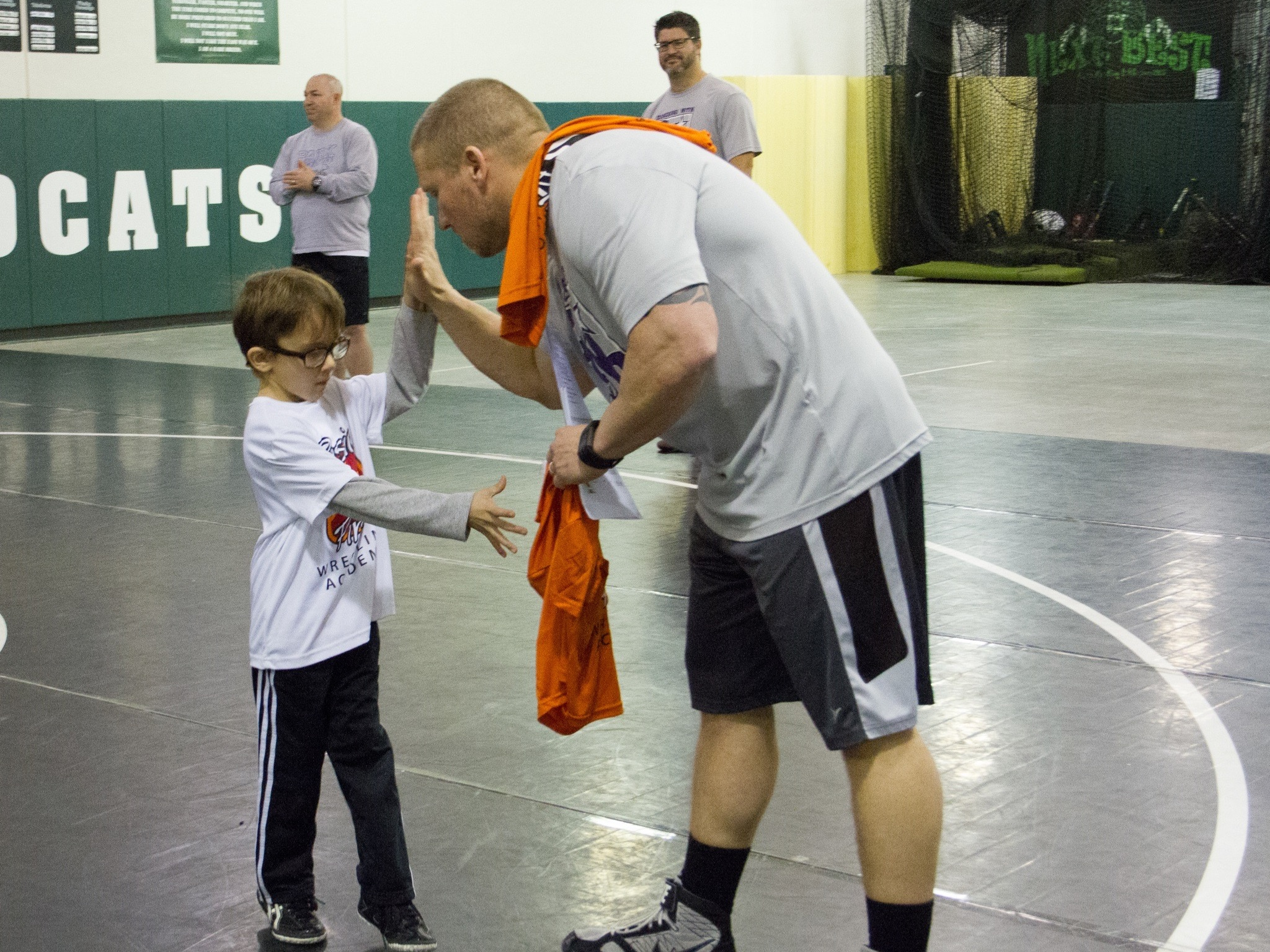2016 Passion First Wrestling Academy pictures