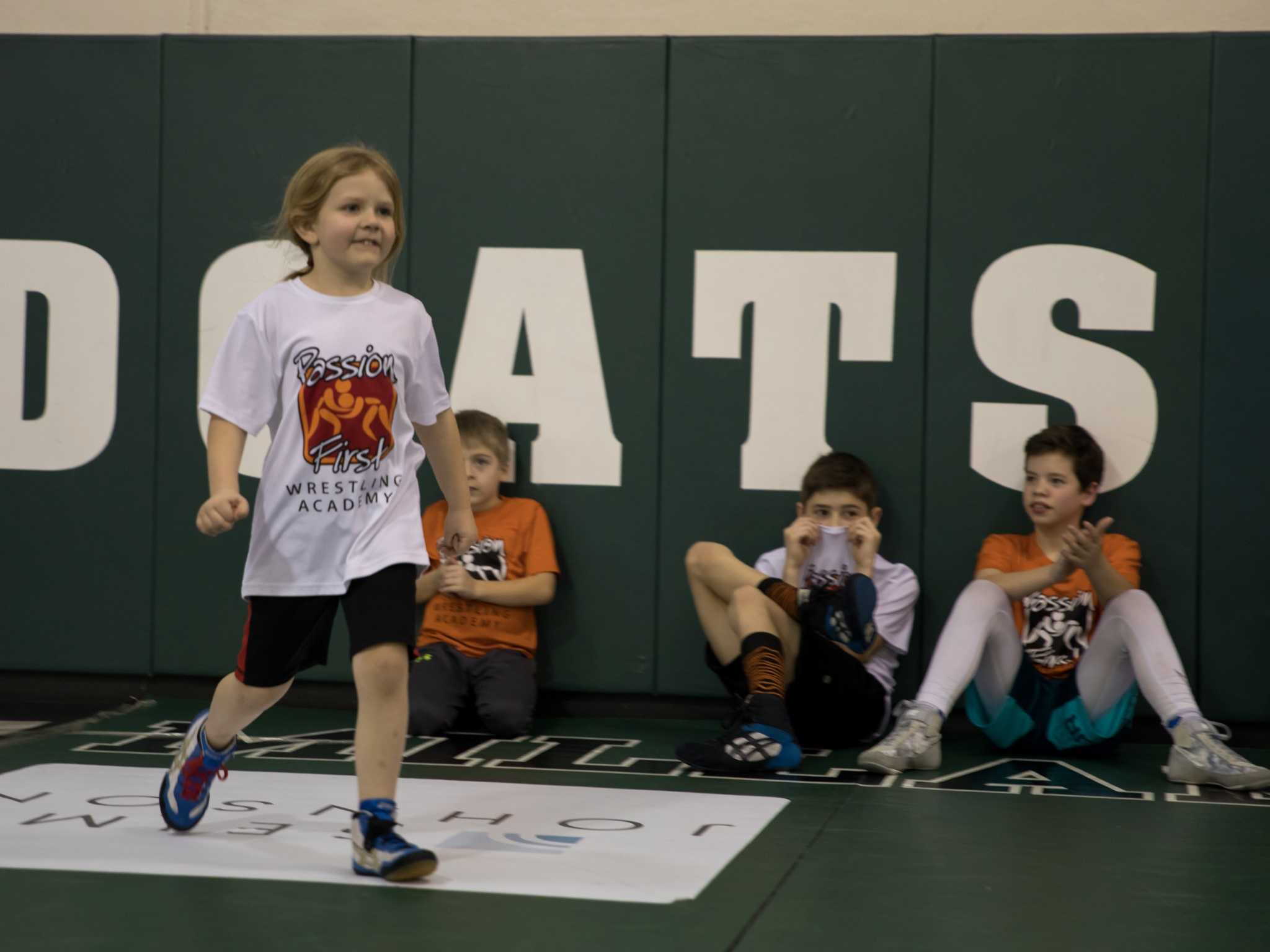 2019 Passion First Wrestling Academy